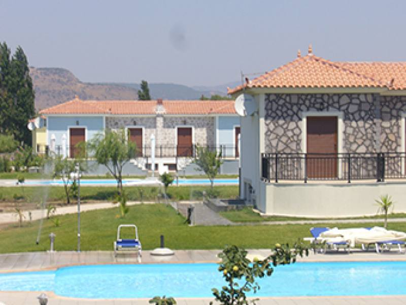 Appartementen Kaloni Village - Skala Kallonis - Lesbos